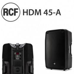 Cassa Attiva Rcf Hdm45-a