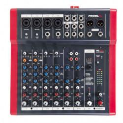 Mixer Proel Mq10fx