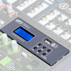 Mixer Ant Mpx1624 Mp3 Player
