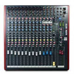 Mixer Allen&heath Zed16fx