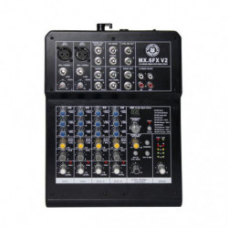 Mixer Topp Pro Mx6fxv2