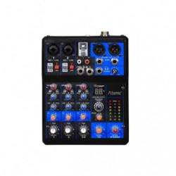Mixer Atomic4dj Mix S201 Fx...