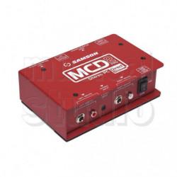 Di Box Samson Mcd2 Stereo...