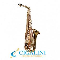 Sax Contralto Cigalini...
