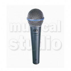 Microfono Live Shure Beta58a
