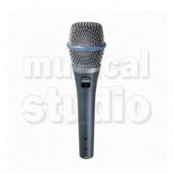 Microfono Live Shure Beta87a