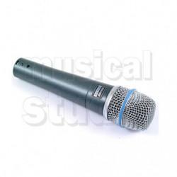 Microfono Live Shure Beta57a