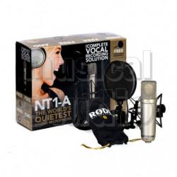 Microfono Studio Rode Nt1a...