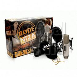 Microfono Studio Rode Nt2a...