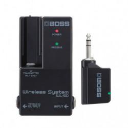 Radiomicrofono Boss Wl50