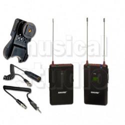 Radiomicrofono Shure Fp15...