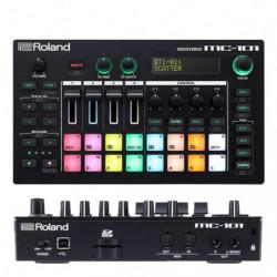 Groove Box Roland Mc-101...