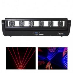 Laser Atomic4dj Movibar...