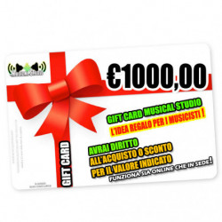 Regalo M/s Gift Card 1000